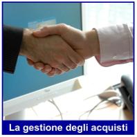 gestione degli acquisti