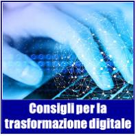 Consigli per la trasformazione digitale